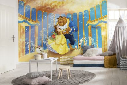 Wall mural wallpaper Beauty and the Beast